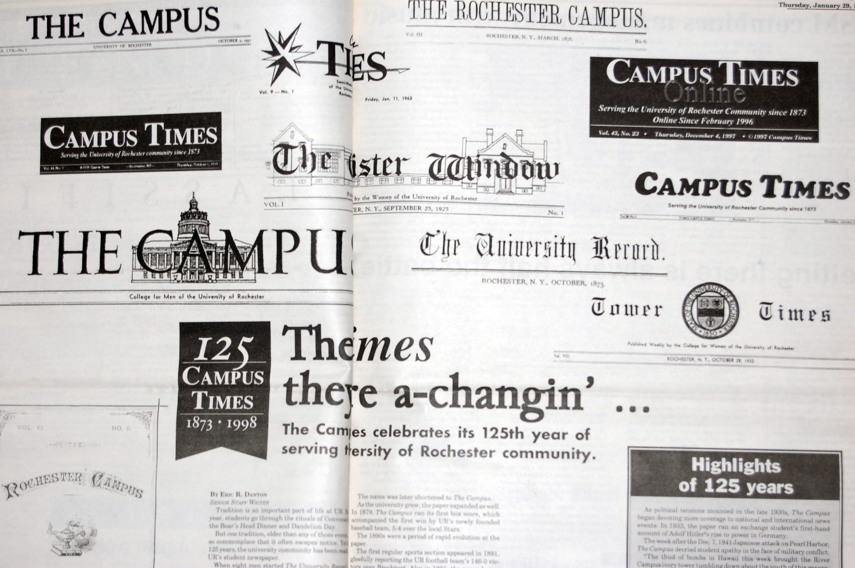 newspaper logos copy - campus times - campus times